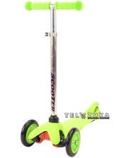 ScooteX Scooter Mini Colorful зеленый