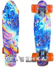 """SkateX Penny Trend Aqua 22"""""""