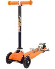 ScooteX Scooter Metaltech усиленный оранжевый