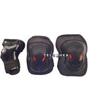 SkateX Armor L черный