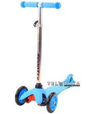 ScooteX Scooter Mini Colorful синий