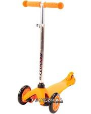 ScooteX Scooter Mini Colorful оранжевый