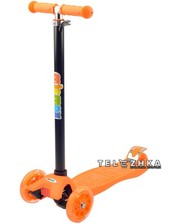 ScooteX Scooter Maxi Juicy оранжевый