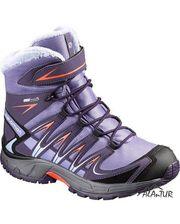 Ботинки Salomon XA PRO 3D WINTER TS CSWP J Thistle