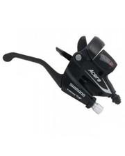 SHIMANO ST-М360 правая, 8-зв +тросик, черный