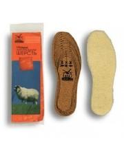 Стельки Экспедиция из натуральной овчины р-р 36-37