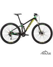 FELT EDICT 60 Matte Black (chartreuse, green)