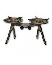 GZWM - AGNES 2-burner camping cooker