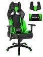 Huzaro Force 7.2 black-green Кресло геймерское