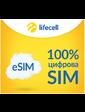 Lifecell Виртуальная eSIM