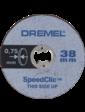 DREMEL SpeedClic SC409 (5 шт)
