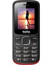 Toto A1 Black/Red
