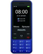 Philips E182 Xenium Blue