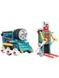 HIQ R722 4-в-1 (паровозик, машинка, лыжник, робот)