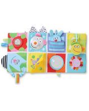 Развивающая игрушка Taf Toys Веселые друзья (звук, свет), для кроватки (11655)