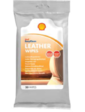 SHELL Leather Wipes 20 шт