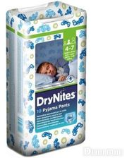 HUGGIES DryNites для мальчиков 4-7 лет 10 шт. (5029053527574)