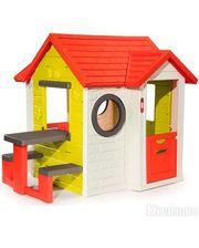 Smoby Игровой домик со столом для пикника (810401)