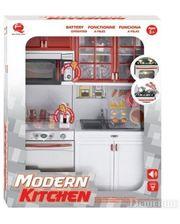 Qun Feng Toys Кухня Маленькая хозяюшка, красная, набор №5 (26216)