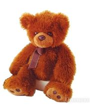 Aurora Медведь коричневый, 27 см (3L1Q5B)