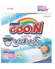 GOO.N для новорожденных до 5 кг (90 шт) (753706)