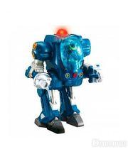 HAP-P-KID Робот-трансформер М.А.R.S. в броне (синий), (4049T-4051T-1)