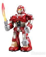HAP-P-KID Робот-воин, красный (3568T-3571T-1)
