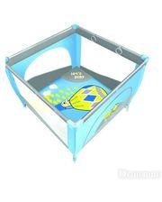 Baby Design Play Up 03 blue (с кольцами)