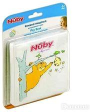 NUBY Книжка-малышка с пищалкой (4755)