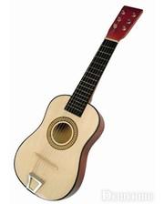 BINO Гитара детская 23', 6-ти струнная (86553)