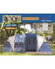 MIMIR OUTDOOR Палатка Mimir X-ART 1820+4