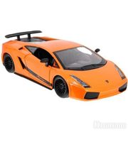 BBURAGO Lamborghini Gallardo Superleggera (2007), оранжевый (18-22108-2)