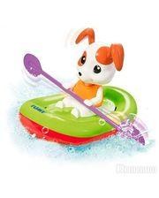 Tomy Щенок в лодке (T72424)