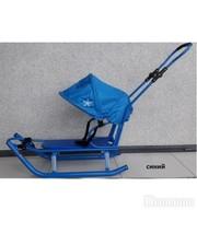 ANMAR Active (рег.ручка+капюшон) синий