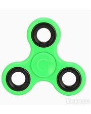 Vapesoon 3D Tri-Spinner Fidget Finger Spin Stress Relief Green