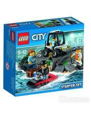 Lego City Police Набор для начинающих Остров-тюрьма (60127)