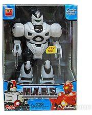 HAP-P-KID Робот Кибер-Бот белый, (4075T-4078T-1)