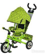 PROFI trike М 5361-2 (надувные колеса) Зеленый