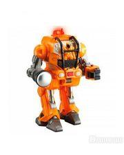 HAP-P-KID Робот-трансформер М.А.R.S. в броне (оранжевый), (4049T-4051T-2)