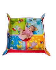 Taf Toys Развивающий коврик - ВРЕМЕНА ГОДА (100х100 см) (11185)