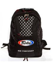 Fairtex Рюкзак чёрный