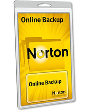 Symantec NORTON ONLINE BACKUP 2.0 25GB IN 1 USER (20097493)