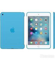 Apple Silicone Case для iPad mini 4 Blue (MLD32ZM/A)