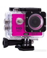 Atrix ProAction W9 Full HD pink (ARX-AC-W9p)