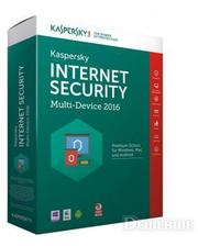 Kaspersky Lab Internet Security 2016 Multi-Device 1+1 ПК 1 год Renewal Car (KL1941OOAFR16)