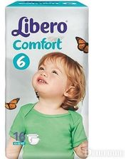 Libero Comfort 6 (12-22кг), 16шт (7322540496116)