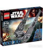 Lego Star Wars Командный шаттл Кайло (75104)