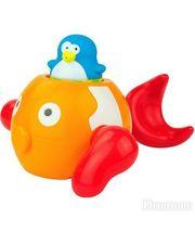 Water Fun Пингвинчик на золотой рыбке (23142)