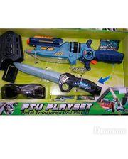 HAP-P-KID Игровой набор Ninja (3936T-3937T)