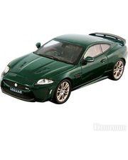 BBURAGO Jaguar XKR-S темно-зелений (18-25118)